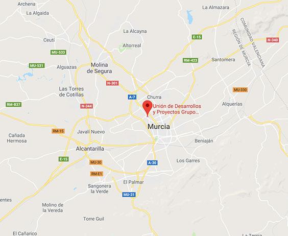 mapa-contacto-como-llegar-udepro-construccion-y-reformas-www.udepro.com